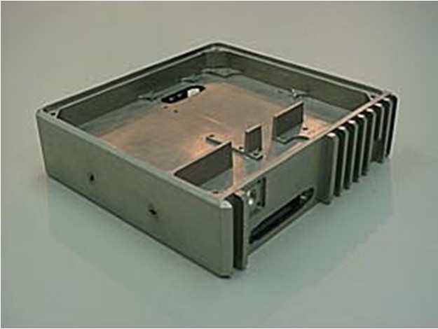 Die cast parts-Aluminum Electronic Housing