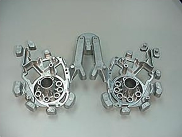 Die-casting Mold for Vehicles