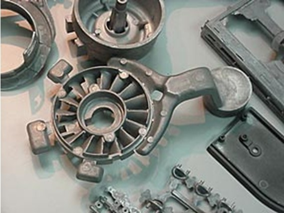 Die-casting mold made by Zinc