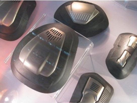 Die cast parts For Motorcycle Protector