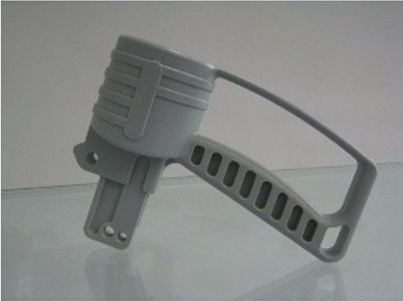 Injection Mold for Grease Gun