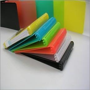 Plastic injection parts-Plastic Book Folder