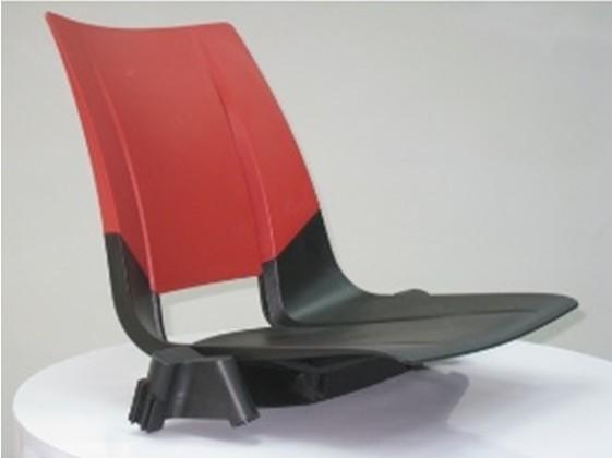 Plastic molding for Design Chair