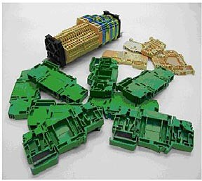 Plastic injection mold for Electronic controller